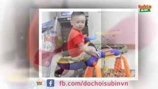 Xe lắc cho trẻ em - Xe lắc cho bé chất lượng, giá cạnh tranh tại Subin.vn