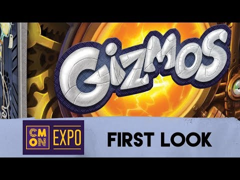 Developing Gizmos from CMON - with Zee Garcia