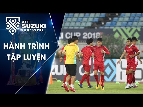 Đội tuyển Việt Nam làm quen sân Thuwunna