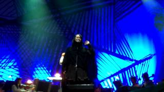 Antony and the Johnsons - Salt Silver Oxygen @ Colours of Ostrava 2012