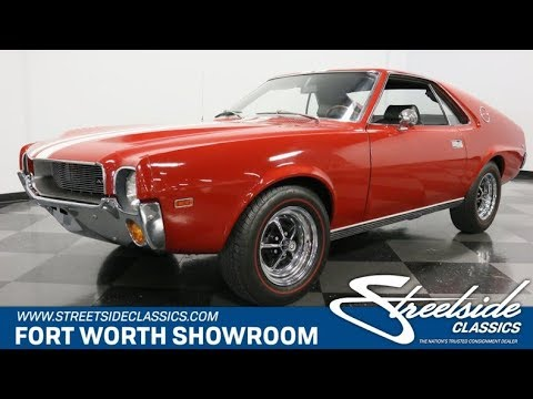 Video of '69 AMX - PT0P