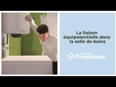 Comment installer une liaison equipotentielle la r ponse - Liaison equipotentielle salle de bain ...