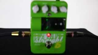 VOX In The Studio: Freddy DeMarco Demos The Straight 6 Drive Pedal