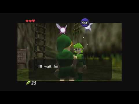 Download Zelda Ocarina Of Time All 100 Gold Skulltulas In One Video