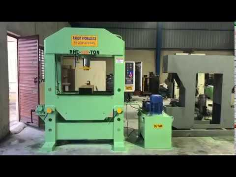 Hydraulic Press Machine 150 Ton
