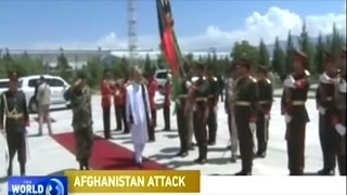 At Least 140 Afghan Soldiers Killed By Taliban Dressed In Military Uniforms