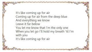 Cheryl - Coming Up for Air Lyrics