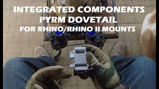 Integrated Components PYRM Dovetail