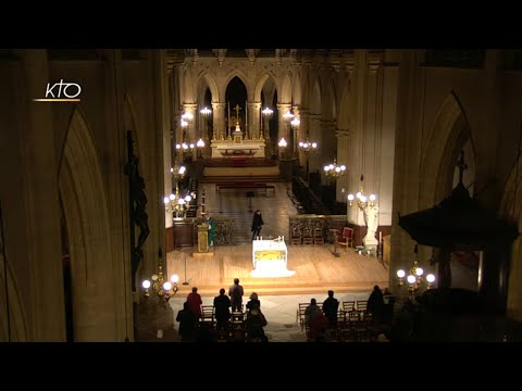 Messe du 29 novembre 2019