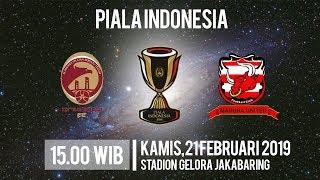 Link Live Streaming Piala Indonesia, Sriwijaya FC Vs Madura United, Kamis Pukul 15.00 WIB