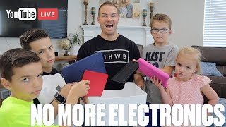 48 HOUR NO ELECTRONICS CHALLENGE | NO TV, NO TABLETS, NO PHONES, NO DEVICES | WHO WILL SURVIVE