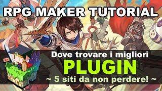 Guida a RPG MAKER #01 - Creare una MAPPA - Самые лучшие видео