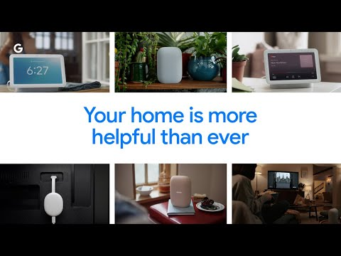 Make your home a little more helpful: new Nest features