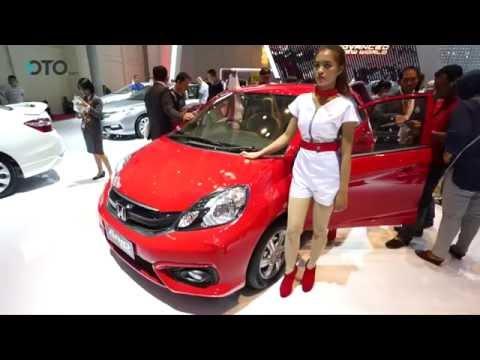 Mau Beli Honda New Brio Satya di GIIAS 2016? Perhatikan Hal Ini | Oto.com