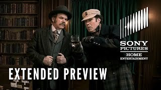 Video thumbnail for HOLMES & WATSON <br/>Extended Preview