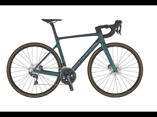 Видео Велосипед Scott Addict RC 30 (TW) Prism Green Purple