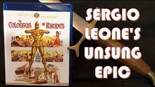 The Colossus of Rhodes: Sergio Leone's Unsung Epic