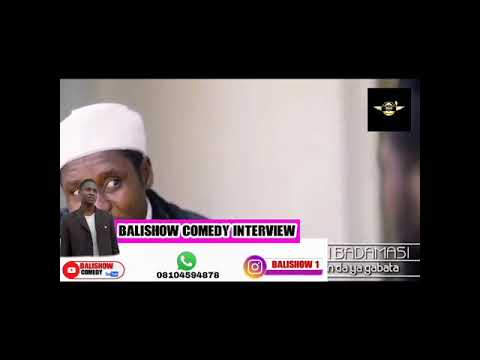 Gidan badamasi comedy interview EP 2 by Balishow comedy