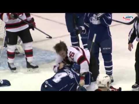 Jake Dotchin vs Ben Thomson