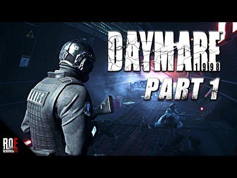 DAYMARE 1998 || PART 1 | RESIDENT EVIL Inspired Game