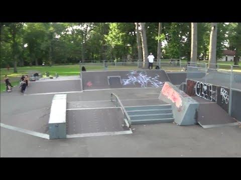 Linden Nj Skatepark
