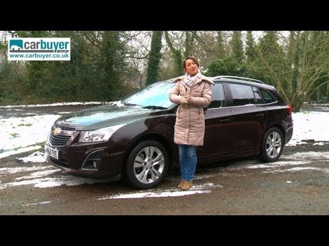 Chevrolet Cruze SW estate 2013 review - CarBuyer
