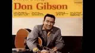 DON GIBSON - Anything New Gets Old (Except My Love For You)