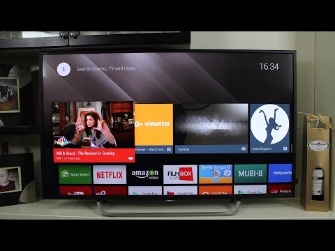 """Sony 49"""" 4K ULTRA HD Android TV (Unboxing & First Look)"""