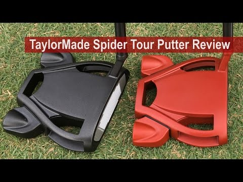 TaylorMade Spider Tour Putter Review By Golfalot