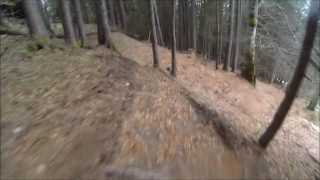 No Snow? No Problem - Winter Morzine Downhill