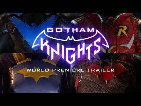 Trailer d'annonce de Gotham Knights