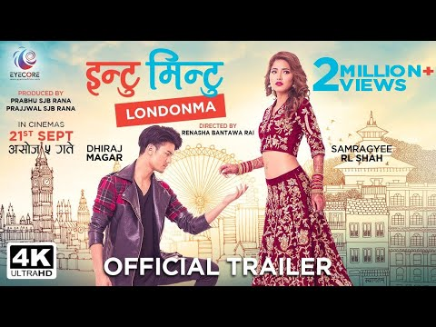 Nepali Movie Intu Mintu Londonma Trailer