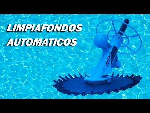 Limpiafondos Automáticos para Piscinas