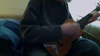 Peaches By Bob Schneider - SOTU 302 Uke Cover