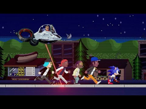 "Wiz Khalifa, Ty Dolla , Lil Yachty & Sueco the Child – ""Speed Me Up"" (Sonic The Hedgehog)"