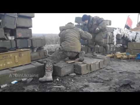 Сирия По огневой точке противника из ПТУРа