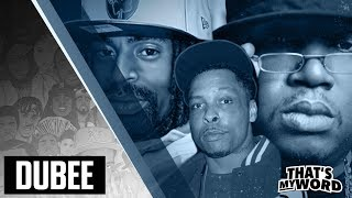 Dubee speaks his mind on the beef between E-40 & Mac Dre || That's My Word