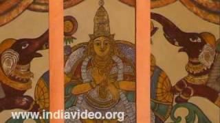 Brihadeeswara Temple Murals, Tanjore