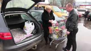 Белорусы о шопинге в Смоленске