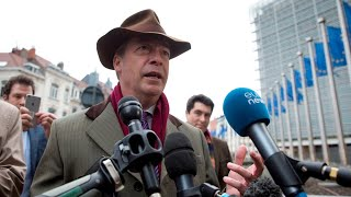 China 'acting as charitable godfather to gain global power': Farage