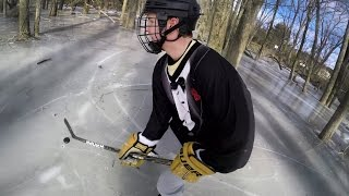 GoPro: Chasing Ice - Pond Hockey with Erich Schwer