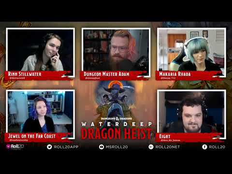 Episode 1 - Roll20 Presents: Waterdeep: Dragon Heist