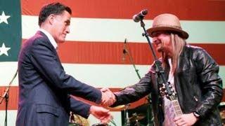 M + P: Mitt Romney's Choir Boy, Kid Rock thumbnail
