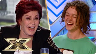 Judges LOSE CONTROL with LAUGHTER! | The X Factor UK