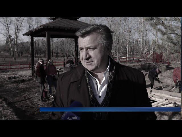Ангарск прощается с Николаем Горбачёвым