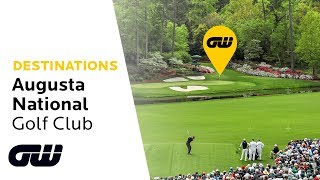 What Is Augusta National REALLY Like? | The Masters 2019 | Golfing World
