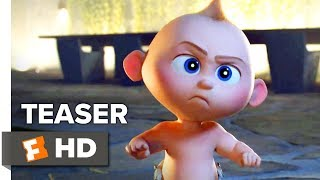 Incredibles 2 - Teaser Trailer