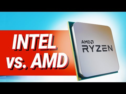 INTEL vs. AMD 2019!! - Gaming und eSports Test