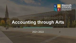 Accounting through Arts