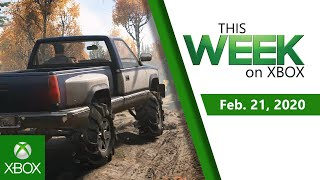 A Good Week for Games | This Week on Xbox